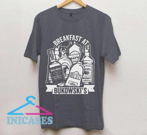 Breakfast at Bukowski's T Shirt