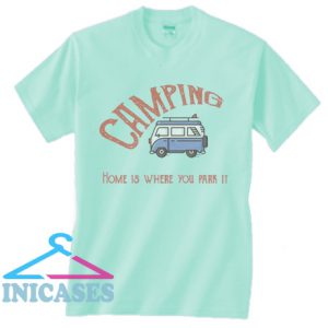 Camping T shirt