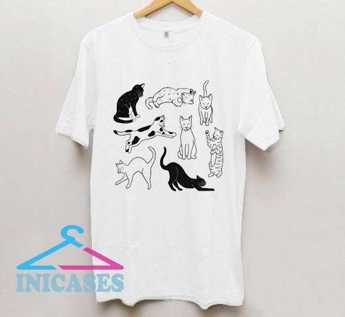 Cat Lover T Shirt