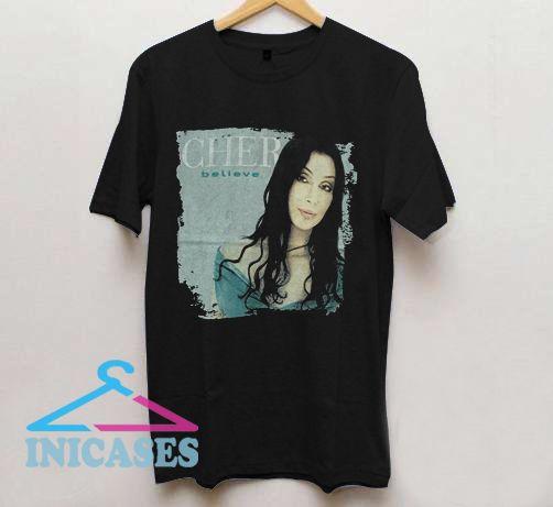 Cher 1999 Believe T shirt