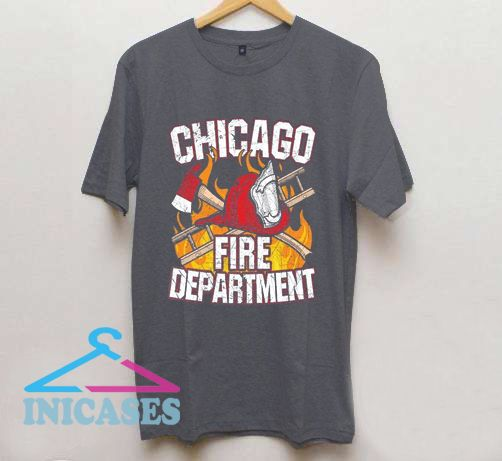 Chicago Fire Department T Shirt