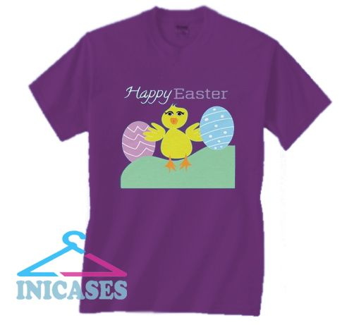 Children's Easter Chick T Shirt