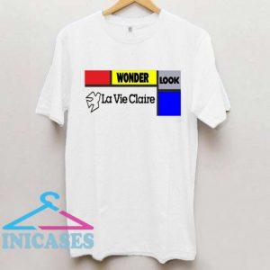 Classic La Vie Claire T shirt
