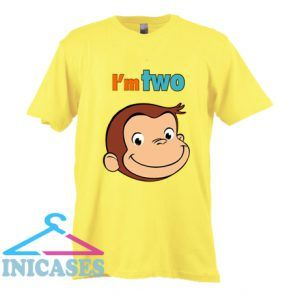 Curious George Birthday T shirt