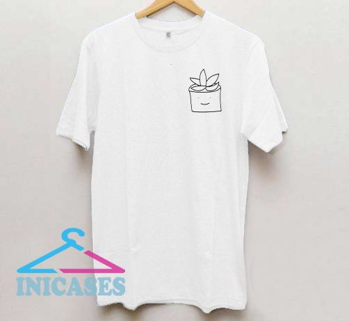 Cute Succulent T shirt