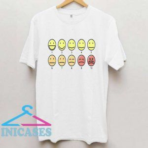 Emoticons Baymax T Shirt