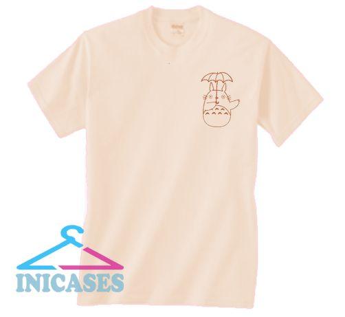 Ghibli My Neighbor Totoro T Shirt
