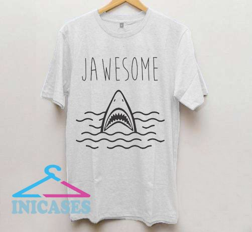 Jawesome Shark T Shirt