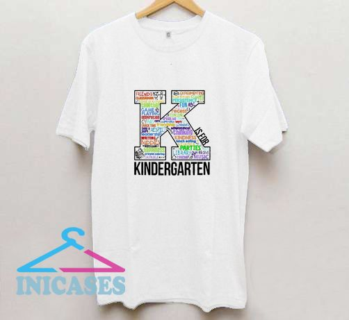 Kindergarten T shirt