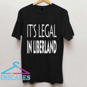 Legal in Liberland T shirt