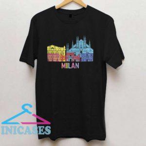 Milan Italy T Shirt