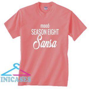 Mood Season 8 Sansa T Shirt