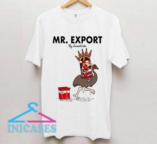 Mr Export T Shirt