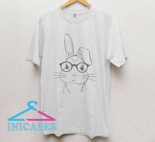 Nerd Bunny T Shirt