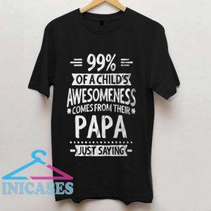 Papa T shirt