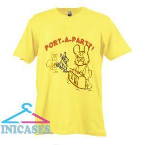 Port-A-Party T Shirt