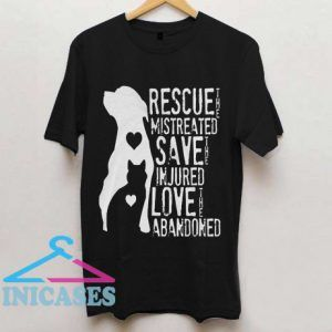 Rescue Save T Shirt