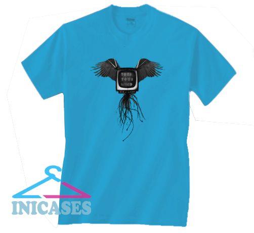 Retro Graphic Art T Shirt