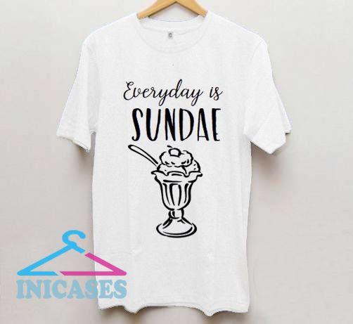 Sundae T shirt