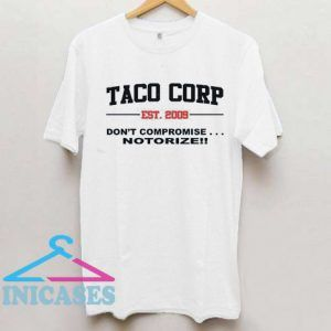 TACO CORP 2009 T Shirt
