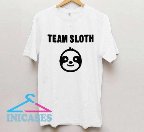 Team Sloth T Shirt