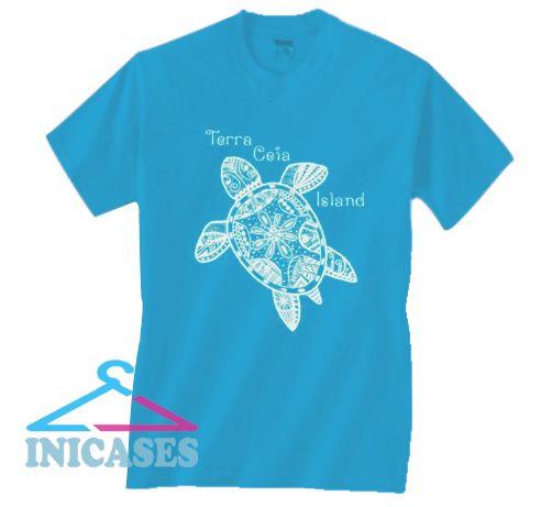 Terra Ceia Island Turtle T Shirt