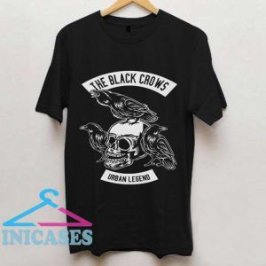 The black crows T shirt