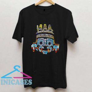 Tlaloc Aztec God Artifact T Shirt