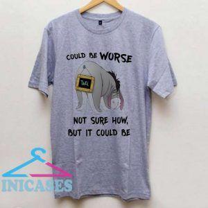Winnie the Pooh Eeyore T Shirt