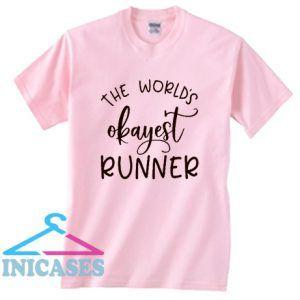 World Okaest Runner T Shirt