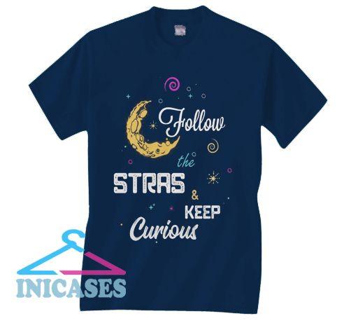 keep curious T Shirt