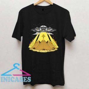 Alien Abduction T Shirt