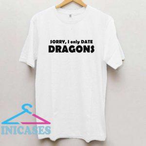 Dragons love T shirt