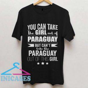 Paraguayan T Shirt