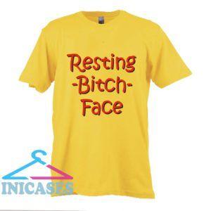 Resting Bitch Face T Shirt