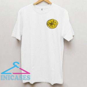 Roses Lemon pocket T Shirt