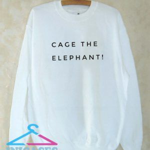 Cage the Elephant Sweatshirt Men And Women