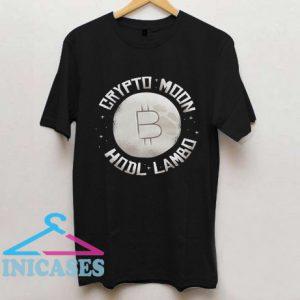 Crypto Moon T Shirt