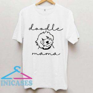 Golden Doodle Mama T shirt