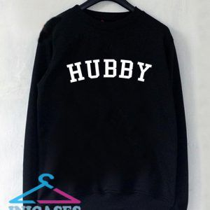 HUBBY Sweatshirt Men And Women