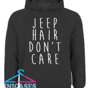 Jeep Hair Don't Care Hoodie pullover