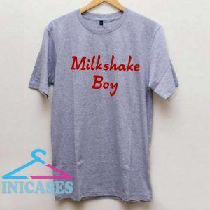 Milkshake Boy T Shirt