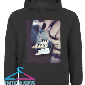 Neverland Drug Pill Never Land Hoodie pullover