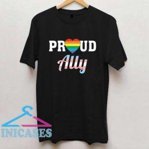 Proud Ally T Shirt