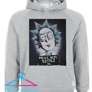 Rick and Morty Adventure Hoodie pullover