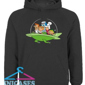 The Jetsons George Judy Rosie Robot Astro Hoodie pullover