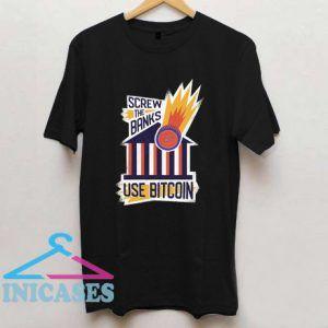 Use Bitcoin T Shirt
