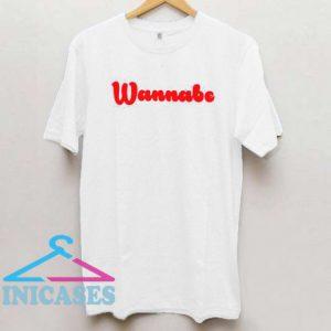 Wannabe spice girls print T shirt