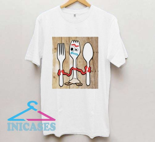 Adult Forky T shirt