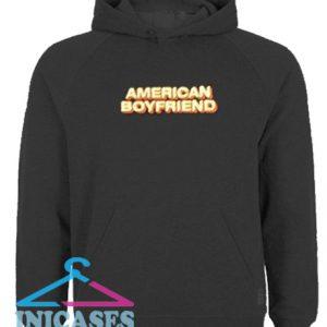 American Boy friend Hoodie pullover